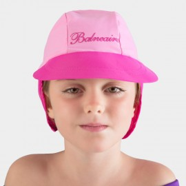 Balneaire Simple Girl Pink Swimming Cap (230027)