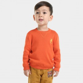 Bobdog Plain Orange Sweater (B43ZS905)
