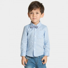 Bobdog Light Blue Shirt (B51SC614)