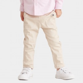 Bobdog Plain Cream Pants (B51SK617)