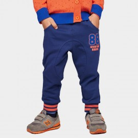 Bobdog Cotton Blue Pants (B51ZK312)