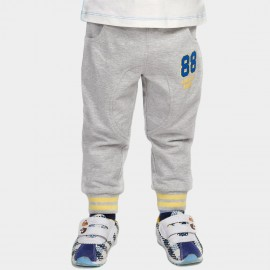 Bobdog Cotton Grey Pants (B51ZK312)