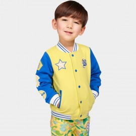 Bobdog Baseball Yellow Jacket (B51ZW401)