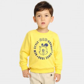 Bobdog Yellow Sweater (B53ZE341)
