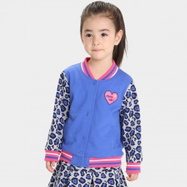 Bobdog Baseball Blue Jacket (B53ZW246)