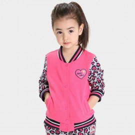 Bobdog Baseball Rose Jacket (B53ZW246)
