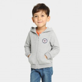 Bobdog Cotton Grey Jacket (B53ZW344)