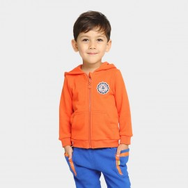 Bobdog Cotton Orange Jacket (B53ZW344)