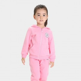 Bobdog Cotton Pink Jacket (B53ZW344)