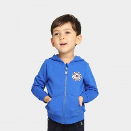 Bobdog Cotton Royal Blue Jacket (B53ZW344)