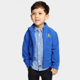 Bobdog Cotton Blue Jacket (B53ZW351)