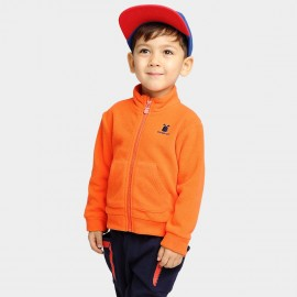 Bobdog Polyester Orange Jacket (B53ZW351)