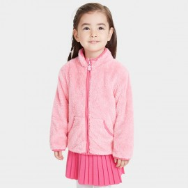 Bobdog Cotton Lining Pink Jacket (B53ZW353)