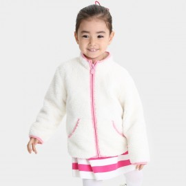 Bobdog Cotton Lining White Jacket (B53ZW353)