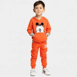 Bobdog Hoodie Orange Set (B54ZZ346)