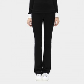 Cocobella Clean-Lined Black Pants (PT118)
