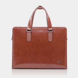 BVP Stylish Brown Briefcase (T1003)