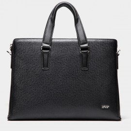 BVP Smart Black Briefcase (T1007)