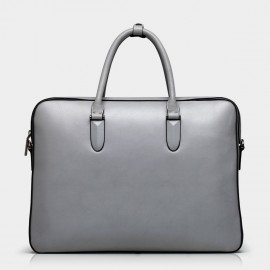 BVP Glowing Grey Briefcase (T1027)