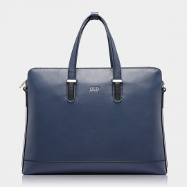 BVP Clic Blue Briefcase (T1028)