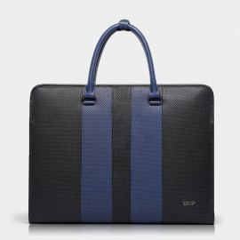 BVP Noble Black Briefcase (T1032)