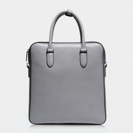 BVP Vertical Grey Briefcase (T1033)