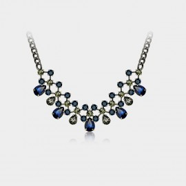 Caromay Dark Night Sapphire Long Chain (X0291)