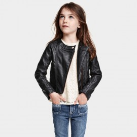 Yakuyiyi Little Star Black Jacket (50652T111)