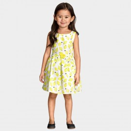 Yakuyiyi Tastorable Yellow Dress (50701T169)