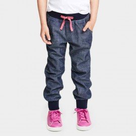 Yakuyiyi Sweatheart Blue Pants (50701T180)