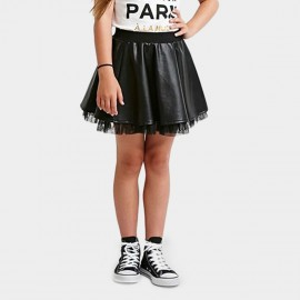 Yakuyiyi Rock N Roll Black Skirt (50712T325)