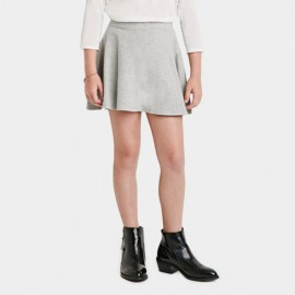 Yakuyiyi Smart Girl Grey Skirt (50721T210)