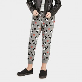 Yakuyiyi Love Micky Grey Pants (50731T199)