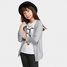 Yakuyiyi Warmest Grey Knit (50741T139)