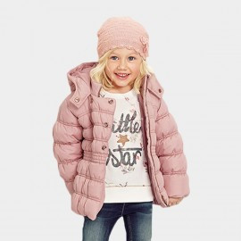 Yakuyiyi Sporty Girl Pink Down Jacket (50753T229)