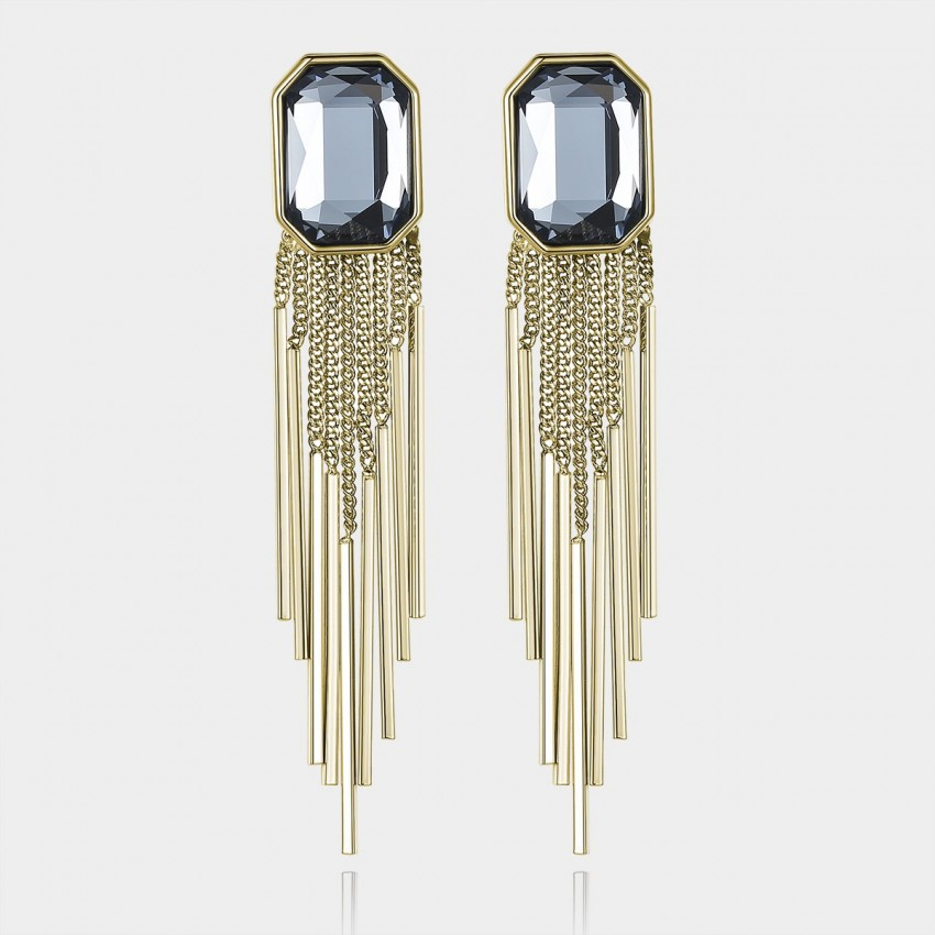 Caromay Orchestra Blue Earrings (E0873)