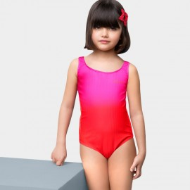 Balneaire Racerback Gradient Red One Piece (260036)