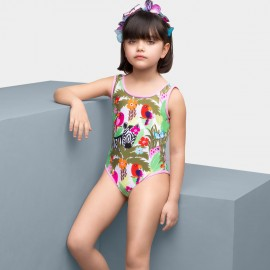 Balneaire Eco Jungle Floral One Piece (260040)