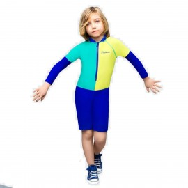 Balneaire Brazil Boy Blue One Piece (260045)