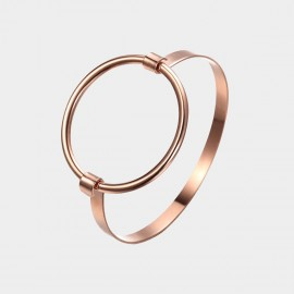 Caromay The Ring Rose Gold Bracelet (H0186)