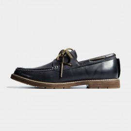 Herilios Casual Driving Blue Lace-Up (H7105D70)