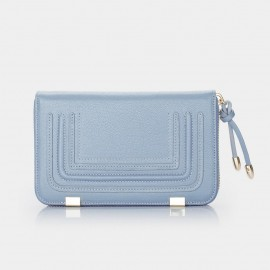 Dreabassa Chiasmatic Blue Wallet (DR92)