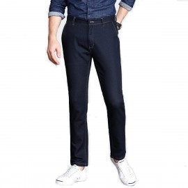 Qzhihe Timeless Navy Jeans (HMN9995)