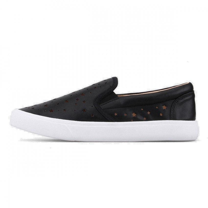Superelephant Starry Black Loafers (0918)