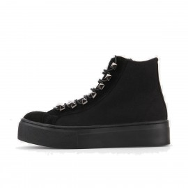 Superelephant Hip Hop Black Hi-Tops (3314)