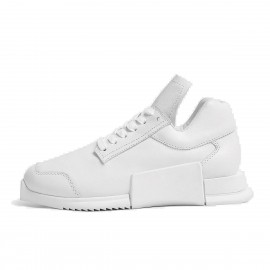 Superelephant Plain White Hi-Tops (011-1)