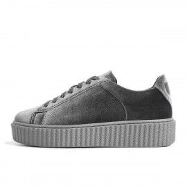 Superelephant Classy Grey Sneakers (1986-3B)