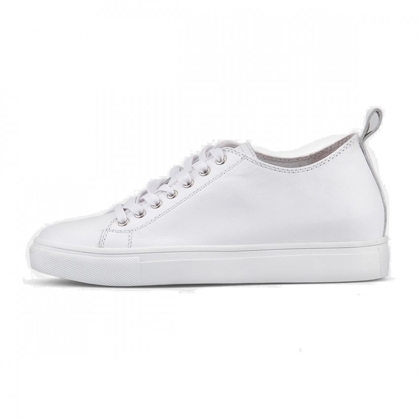 new product 81502 6a1b4 Superelephant Plain White Sneakers (630-210) - 0cm