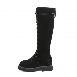 Superelephant String Black Boots (AKDA712-S2)