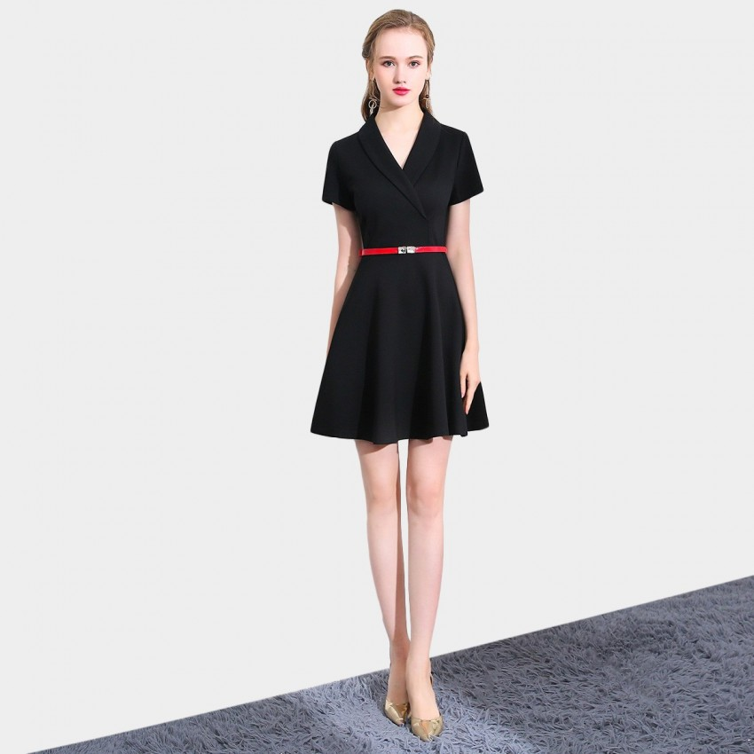 Buy SSXR Infinite Passion Black Dress online, shop SSXR with free shipping